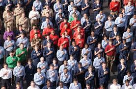 crowd-pledge-of-allegiance