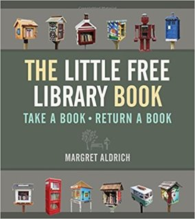 Free Little Library Book cover