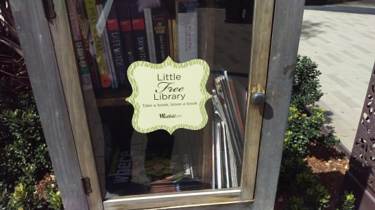 UTC Little Free LIbrary