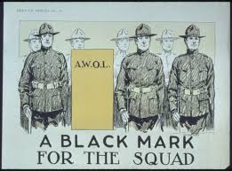 deserter black mark for the squad