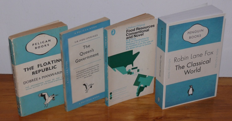 Penguin Armed Services editions