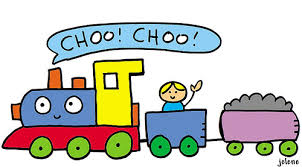 choo choo train cartoon