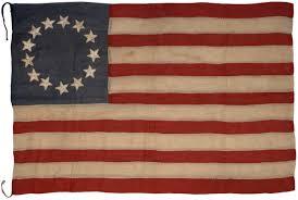 orginal American flag