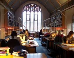 Queen's College Library