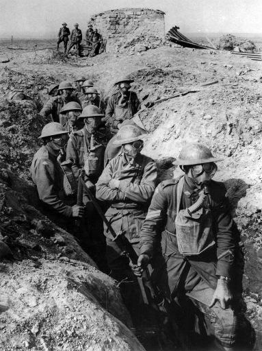 World War 1 Gas Masks