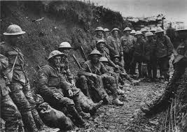 World War 1 Trench