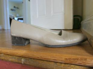 Ann's remaining shoe