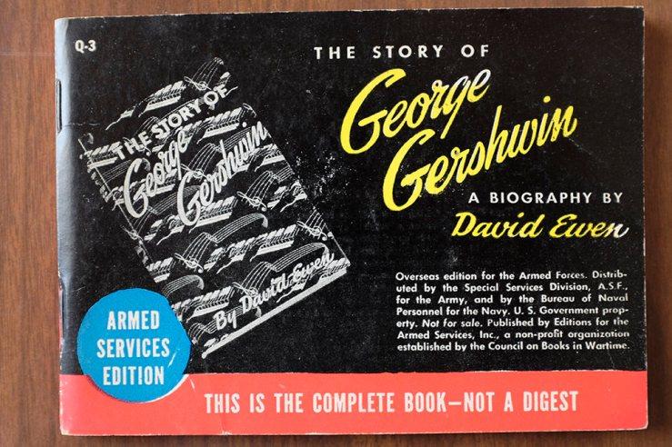 ASE- George Gershwin bio