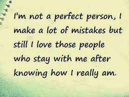 at least i'm not perfect quote