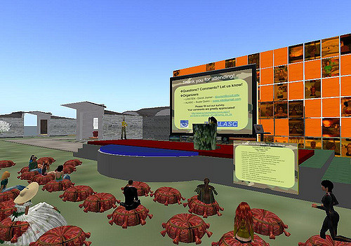 Banned Book Week in Second Life