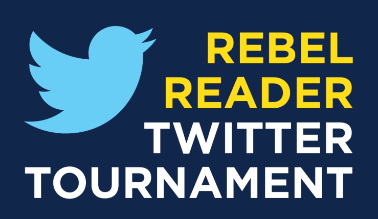 Banned Books Rebel Reader Twitter Tournament