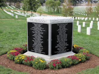 Pentagon--9-11 killed memorial