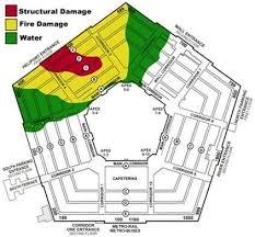 pentagon--area of impact