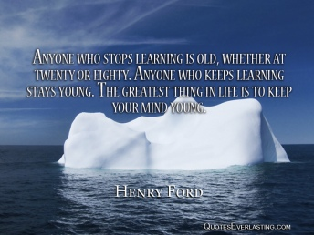 whether or not you learn