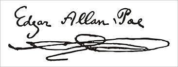 Poe signature