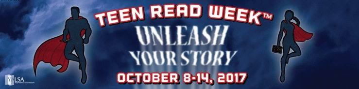 Teen Read Week Logo
