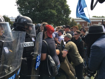 Charlottesville White_supremacists_clash_with_police_(36421659232)