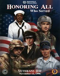 veterans honoring