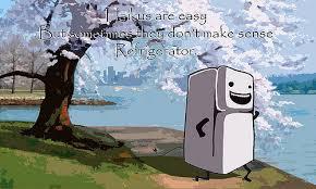haiku example refrigerator
