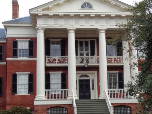 Miller Center front