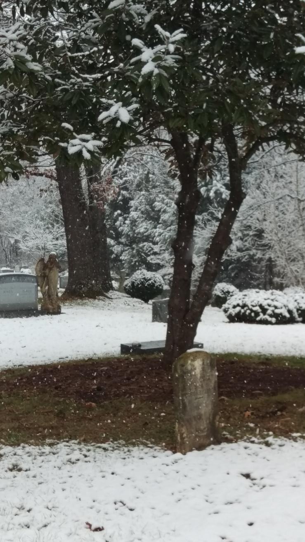 St Paul Ivy graveyard