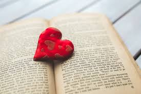 valentine on book