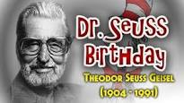 Dr Seuss birthday