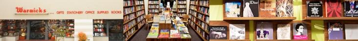 warwick bookstore