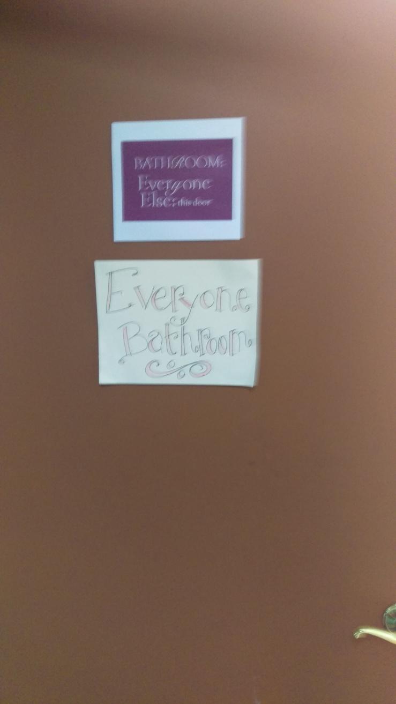bathroom--everyone else