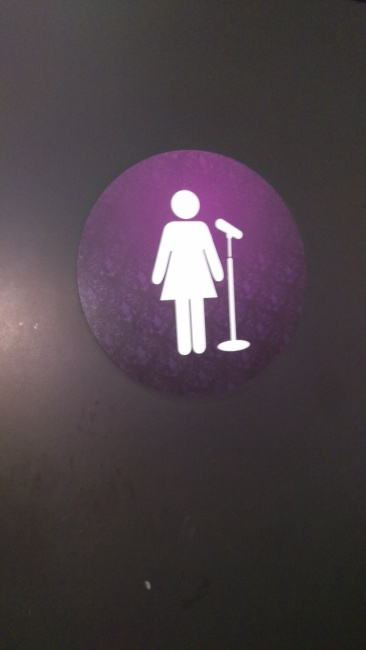 bathroom sign--her--mudhouse crozet