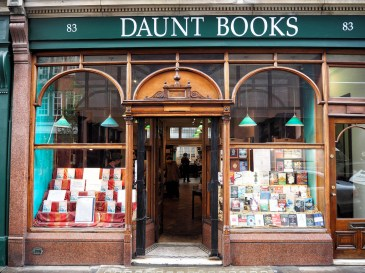 bookstore--daunts