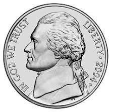 nickel--face