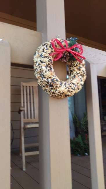 squirrel replacement wreath