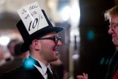 cory doctorow as the mad hatter