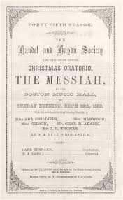 handels messiah