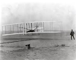 wright brother plane