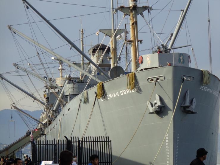 Liberty Ship Jeremiah O'Brien.JPG