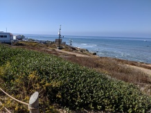 Facing southwest from the cliffs above the Tide Pools at Cabrillo National Monument