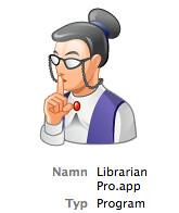 librarian app