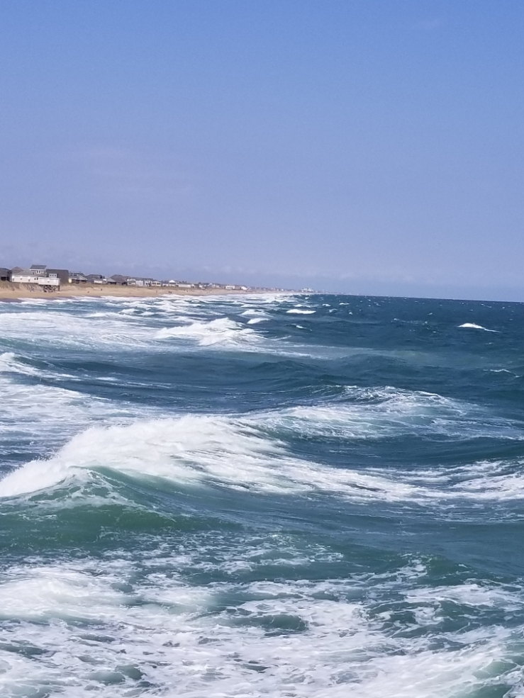 Restless Sea, Outer Banks