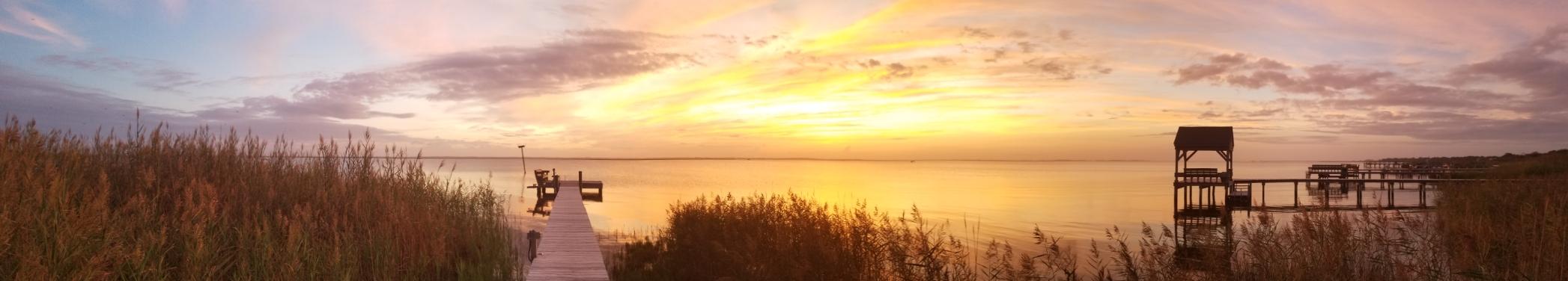 Sunrise silence