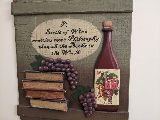 Bathroom--Chestnut Oaks Winery
