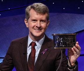 Ken Jennings Jeopardy GOAT