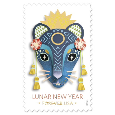 Rat Stamp
