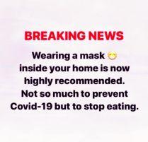 corona virus--masks