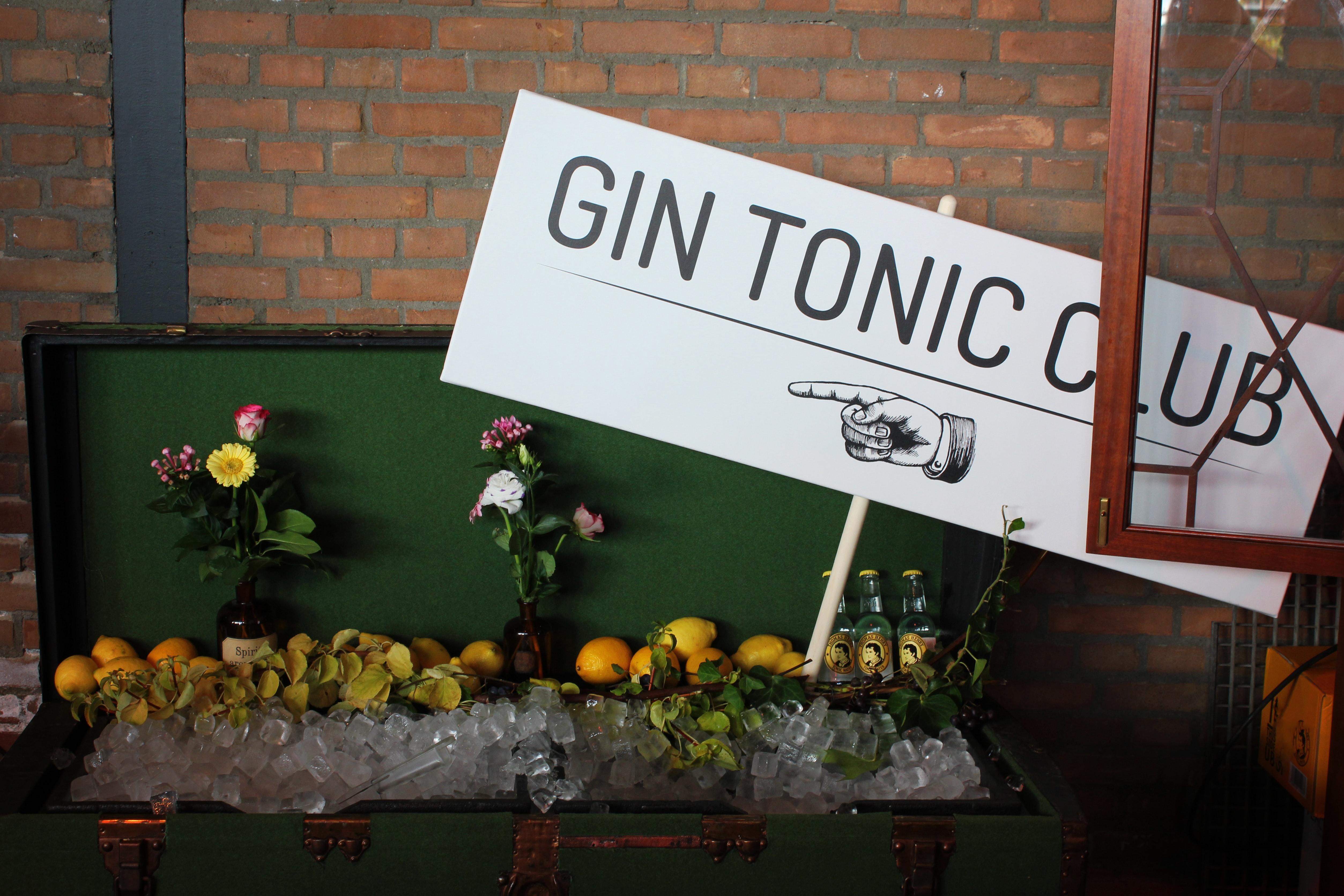 Gin tonic club
