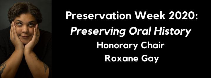 preservation week 2020