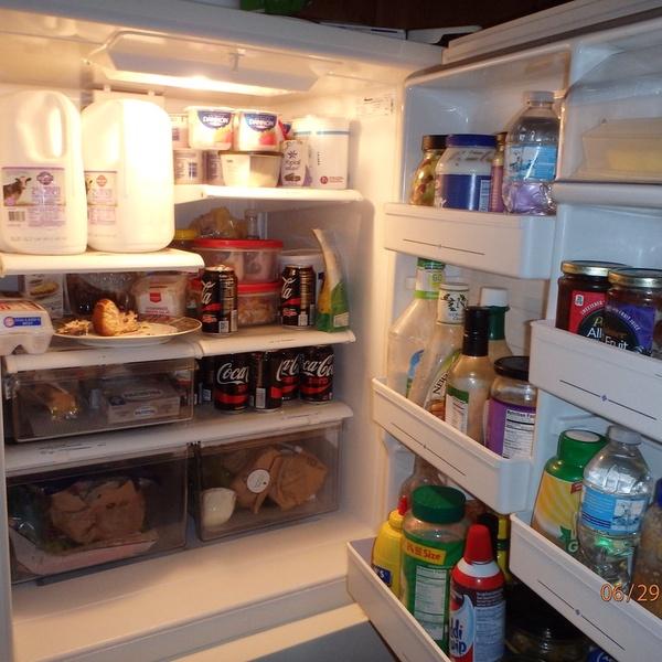 Covid-19--refrigerator