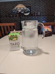 sun tea--ready for brewing