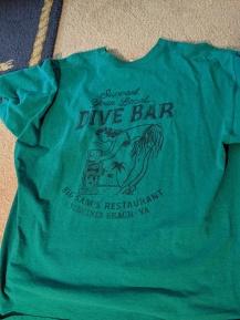 Big Sam's t-shirt
